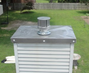 Chase Covers Amp Top Pans Chimney Repair Serving South