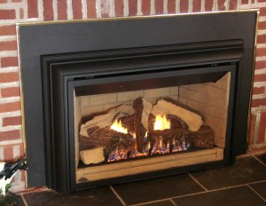 Gas-Fireplace